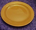 Hollywood Craftsman tan dessert plate 6 3/8""