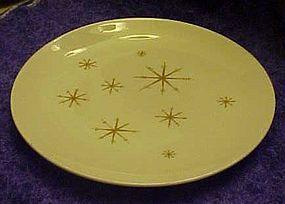Royal China Star Glow dinner plate