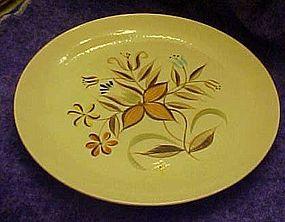 "Granada chop plate by Kasuga Japan 13"""