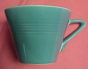 HLC Harlequin turquoise cup