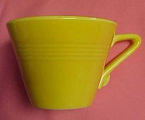 HLC Harlequin yellow cup