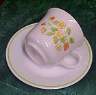 Corning Correlle Strawberry Delight cup and saucer