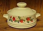 Sheffield Strawberries and cream individual casserole