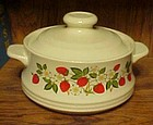 Sheffield strawberries n cream 1.5 qt casserole