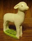 Dept 56 spring lamb figurine
