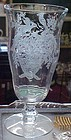 Tiffin Persian Pheasant Ice tea glass glass