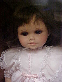 Limited Ed vinyl Katie doll by Jerri McCloud Mint boxed