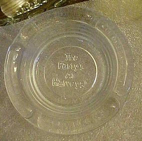Harvey's casino ashtray The party's at Harvey's