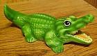 Vintage Audre' California Alligator Crocodile figurine