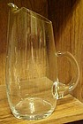Vintage Princess House Heritage 48 oz pitcher cat tail