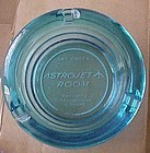 Vintage Sky Chef's Astrojet Room airlines ashtray
