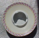 Noritake Nippon Toki Kaisha ashtray with pink roses
