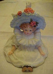 Maud Humphrey Sarah Victorian doll figurine limited ed