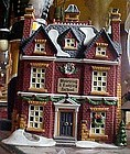 Dept 56 Dickens Boarding & Lodging village house