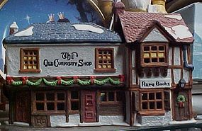 Dept 56 Dickens village The Old Curiosity shop cottage