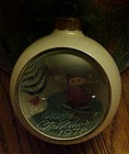 Rare 1978 Hallmark Panorama ball ornament 600QX1456