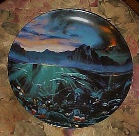 Bradford World Beneath The Waves Dale TerBush 7th plate