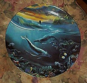 World Beneath The Waves by Dale TerBush 6th plate