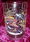 McDonalds Disney Remember the Magic Goofy glass