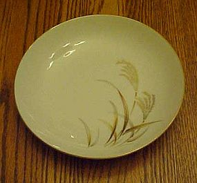 Harmony House Fine China Golden Wheat  Soup Bowl