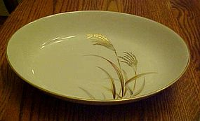 Harmony House Fine China Golden Wheat vegetable bowl