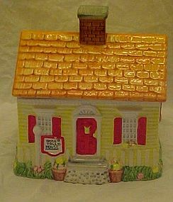 Nestle Toll House cookie jar limited edition 1992