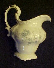 Haviland Bavaria Germany Blue Garland creamer