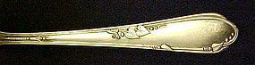 Wm A Rogers Oneida Meadowbrook  Heather sugar spoon