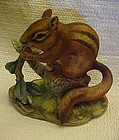 Lefton Chipmunk Figurine KW 4748