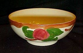 "Franciscan Apple 5 5/8"" oatmeal bowl"
