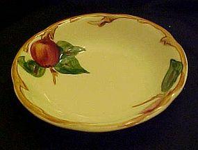 Vintage Franciscan Apple sauce dessert bowl