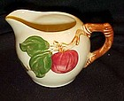 Vintage Franciscan Apple creamer