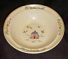 International Heartland cereal soup bowl