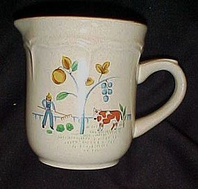 international Heartland pattern creamer
