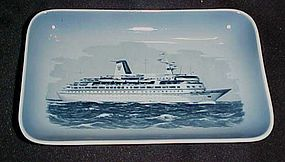 Royal Copenhagen  Norweigian cruise ship Crown Odyssey