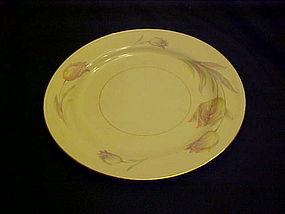 Homer Laughlin Eggshell Georgian Tulip dinner Plate