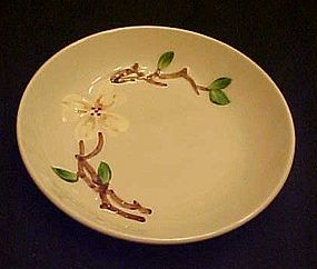 "Orchard Ware Dogwood 5 3/8""  fruit or sauce bowl"