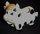 Adorable ceramic cow creamer by Houston Harvest Co