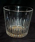 Vintage Princess House Highlights crystal ice bucket
