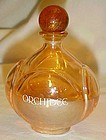 Vintage Orchidee perfume bottle 1/2 full discontinued