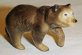 Hagen Renaker miniature Grizzly Bear  figurine retired