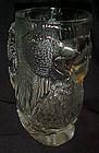 Tropicana Las Vegas Heavy glass Parrot mug  beer stein
