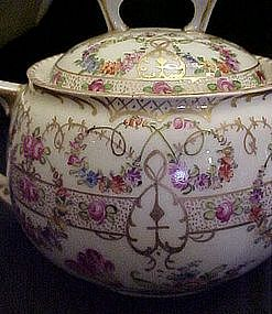 Old Dresden sugar bowl  from S & G Gumps San Francisco