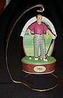 Bob Hope  musical ornament with stand Thanks for the...