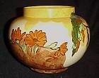 Vintage Clarise Cliff Memory Lane vase Burslem