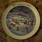 Avon Christmas 2002 Home for the Holidays