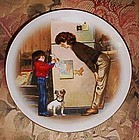 "Avon Special Memories 5"" plate  Mother's day 1985"