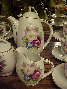 Ohata Occupied Japan tea set demitasse or childs