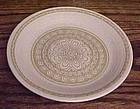 Franciscan Hacienda green 6 5/8 bread butter plate