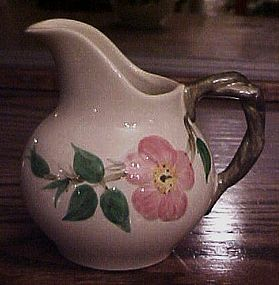 Franciscan Desert Rose creamer pitcher